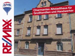 Angebot: Charmantes Altstadthaus für Großfamilien und Handwerker