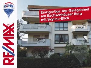 Angebot: Einzigartige Top-Gelegenheit am Sachsenhäuser Berg mit Skyline-Blick