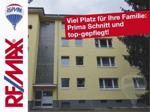 Angebot: Viel Platz für Ihre Familie: Prima Schnitt und top-gepflegt!