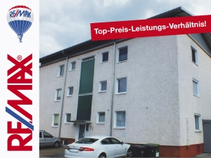 Angebot: Hervorragend geschnittene 3-Zimmer-Wohnung. Top-Preis-Leistungs-Verhältnis.