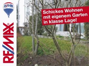 Angebot: Schickes Wohnen mit eigenem Garten in klasse Lage!