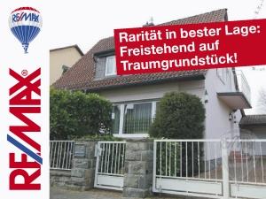 Angebot: Rarität in bester Lage: Freistehend auf Traumgrundstück!