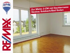 Angebot: Neubau-Erstbezug: Schick und hell mit Dachterrasse und Topausstattung!