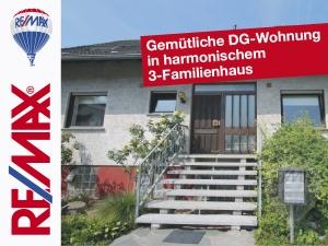 Angebot: Top-Gelegenheit: Gemütliche Dachgeschoss-Wohnung in harmonischem 3-Familienhaus