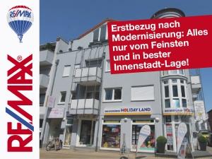 Angebot: Erstbezug nach Modernisierung: Alles nur vom Feinsten und in bester Innenstadt-Lage!