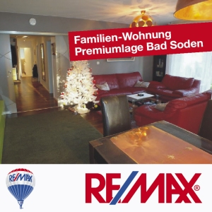 Angebot: Familien-Wohnung. Premium-Lage nahe Kurpark.
