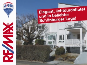 Angebot: Elegant, lichtdurchflutet und in beliebter Schönberger Lage