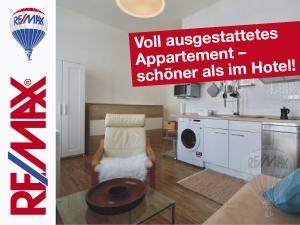 Angebot: Voll ausgestattetes Appartement – schöner als im Hotel!